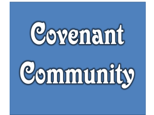 CovenantCommunity
